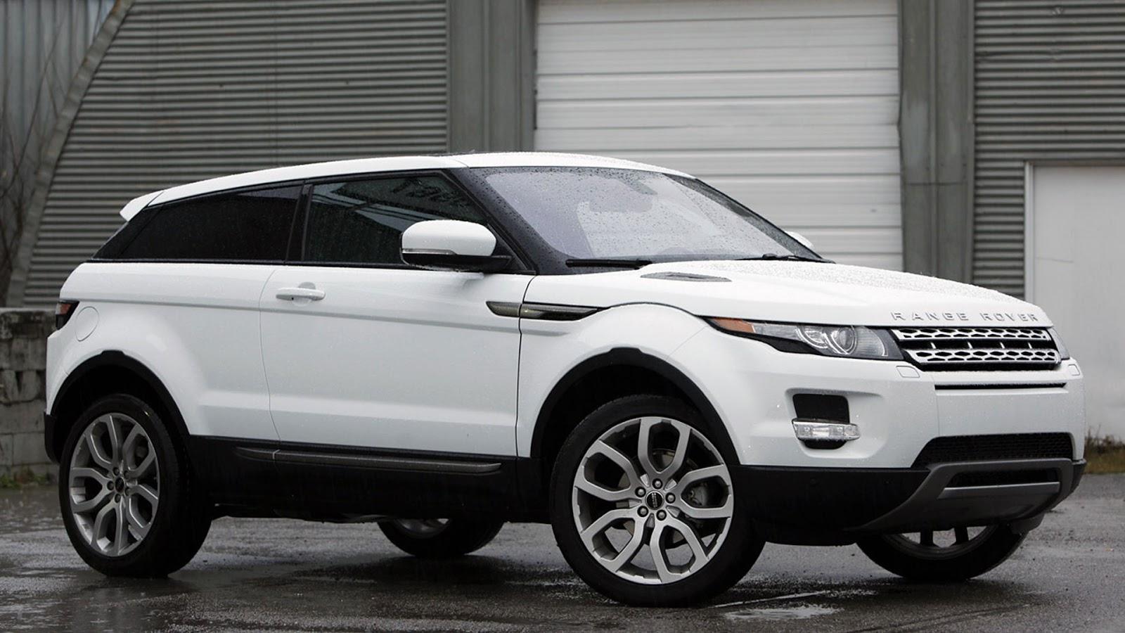 o suv de luxo range rover evoque incar autos carros autom veis. Black Bedroom Furniture Sets. Home Design Ideas